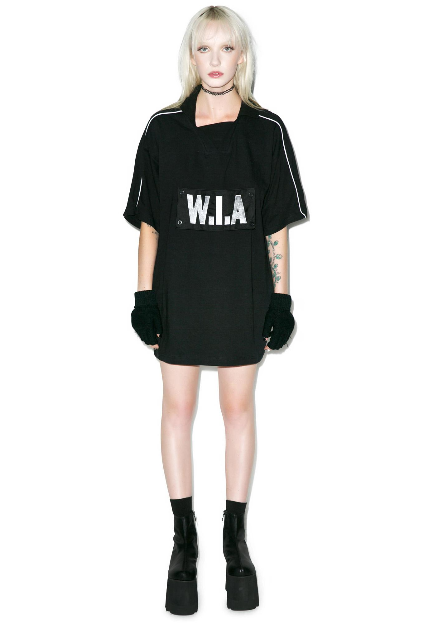 W.I.A W.I.A Tribal Shirt