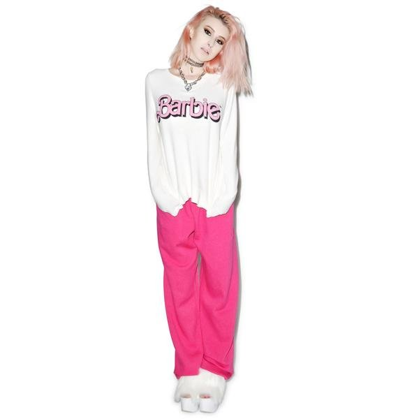 Wildfox Couture My Resume Baggy Beach Jumper