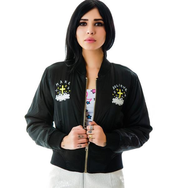 UNIF Hardcore Bomber Jacket