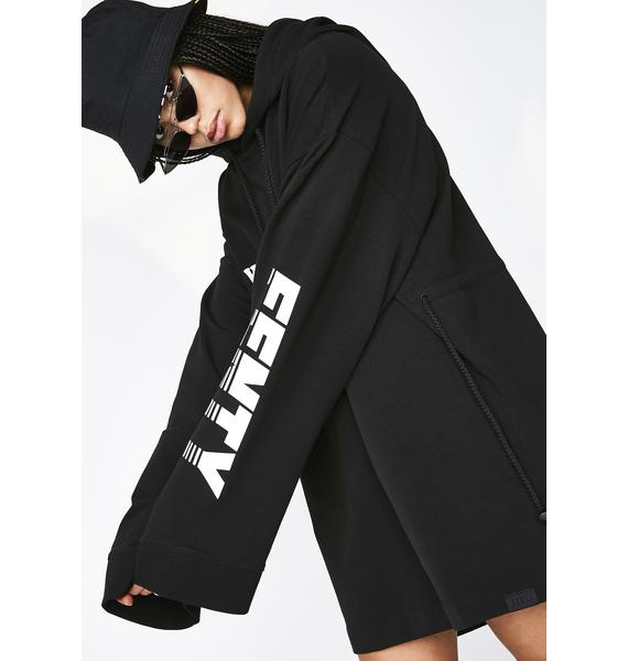 PUMA Fenty Puma By Rihanna Gathered Hoodie
