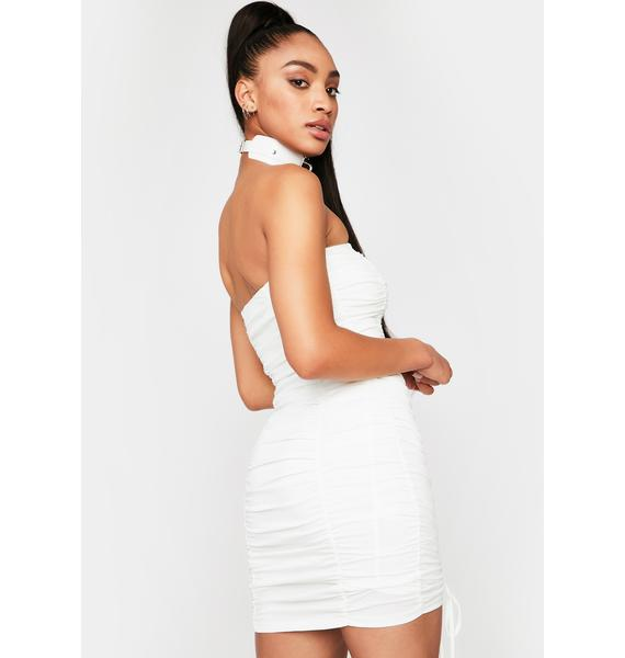 Angel Better And Best Ruched Dress