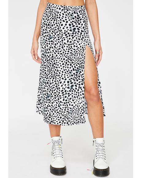 Dalmatian Saika Skirt