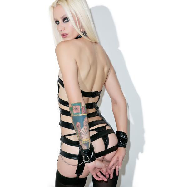 Caged Seduction Bondage Set