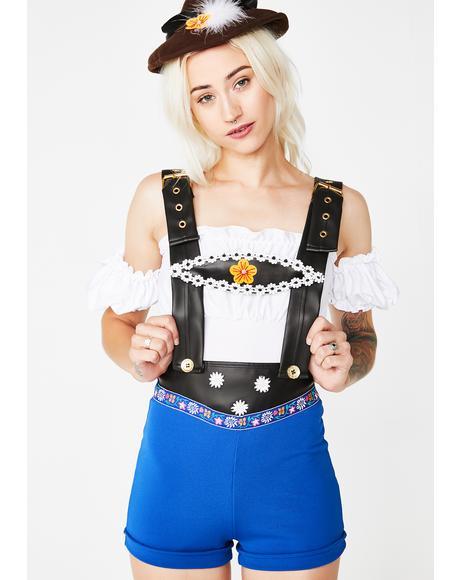 Biergarten Babe Costume