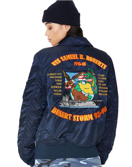 Storm Cruise Flight Jacket