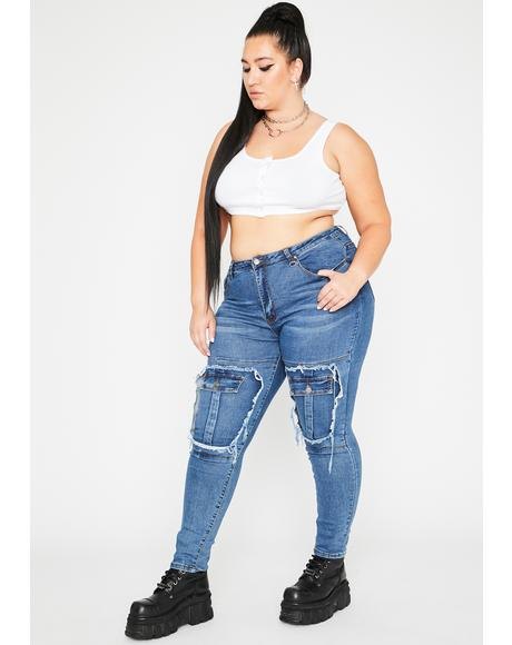 Royal Miss Big Mood Skinny Jeans