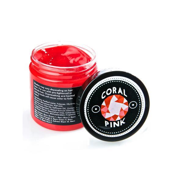 Lunar Tides Coral Hair Dye
