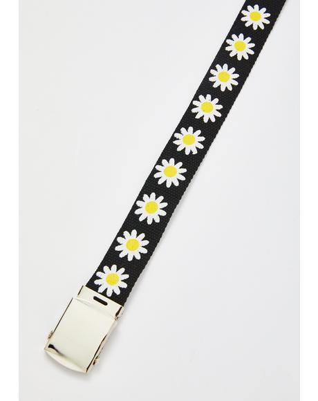 Ah-May-Zing Daisy Belt