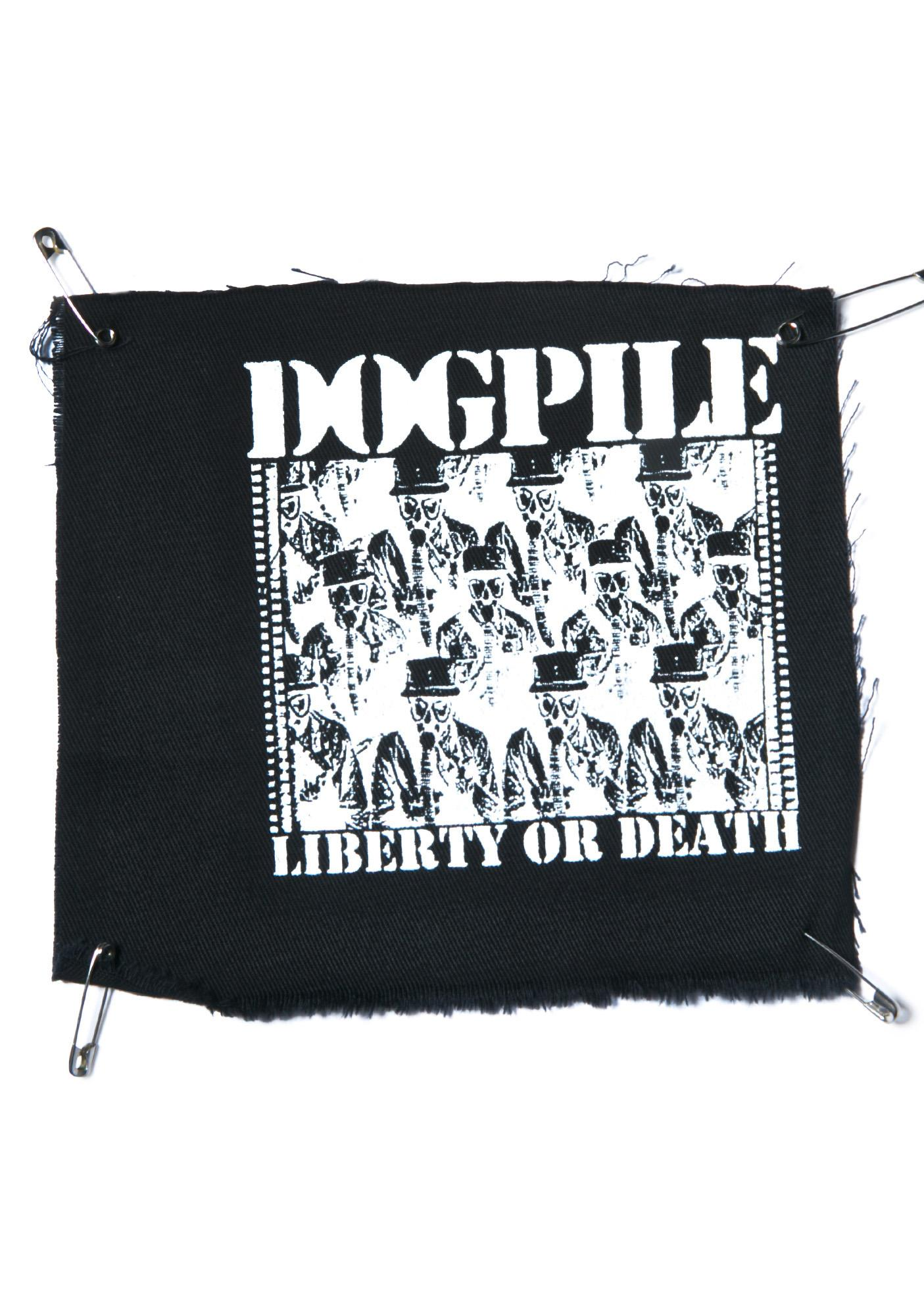 Liberty or Death Patch
