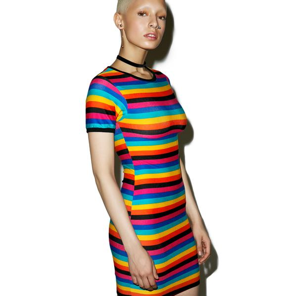 Motel Carnival Dress