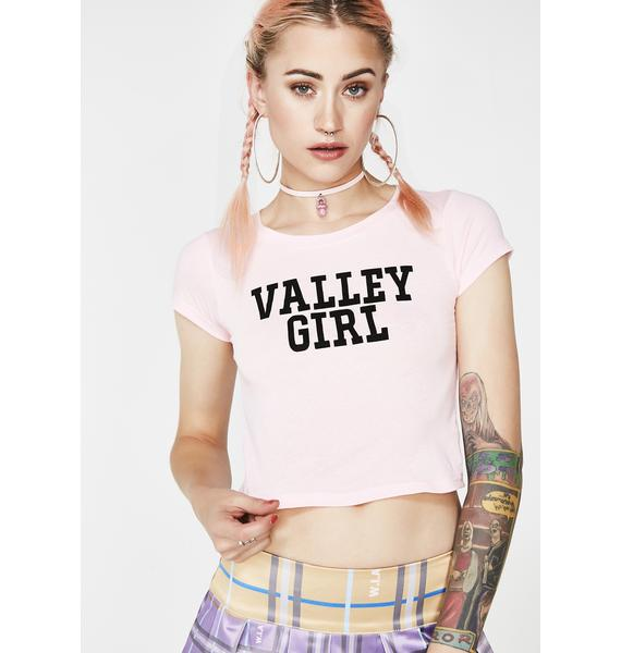 Sugar Thrillz Valley Grl Graphic Tee