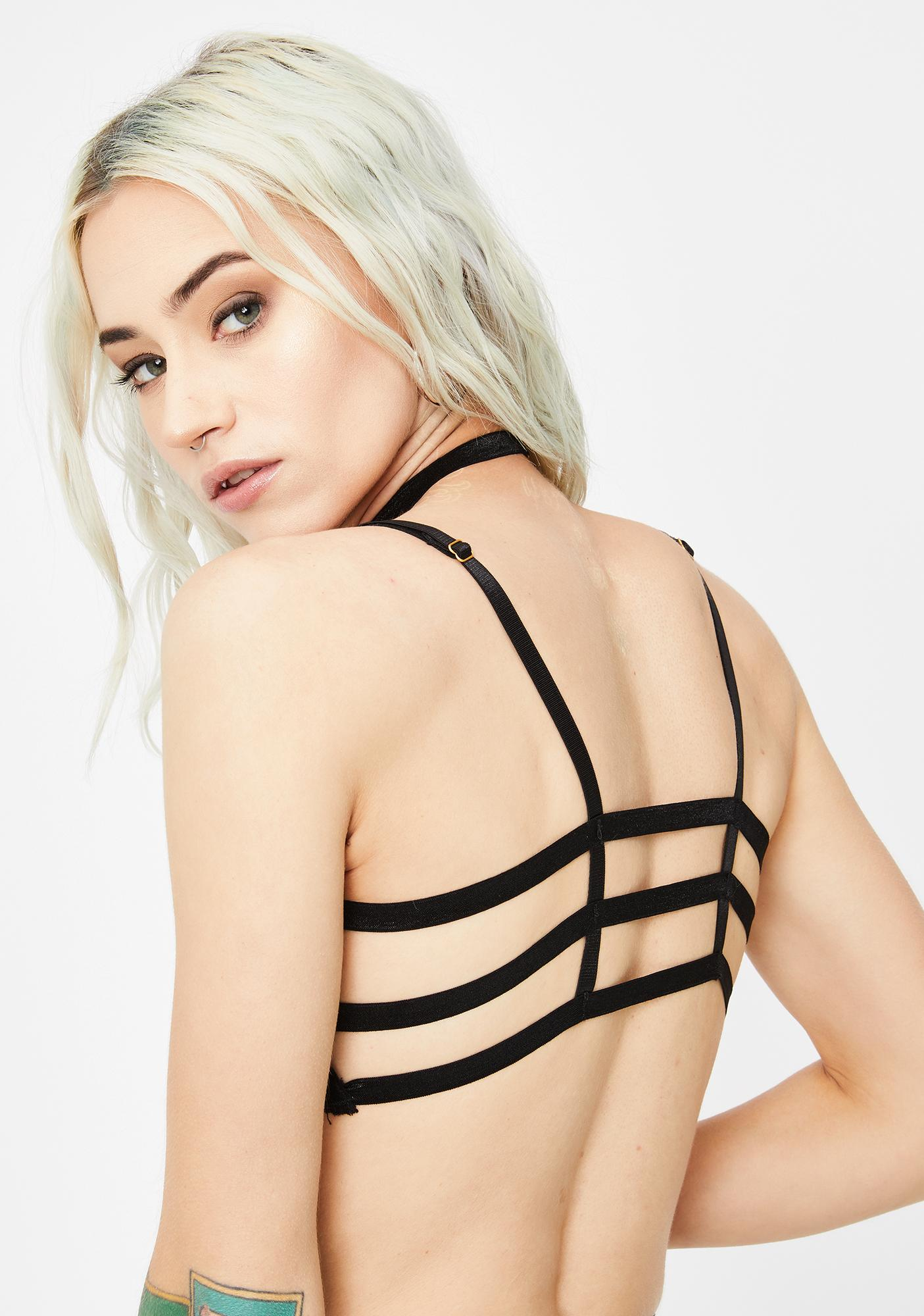 Hott Rock Star Strappy Set