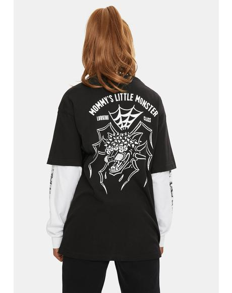 Monster Graphic Tee