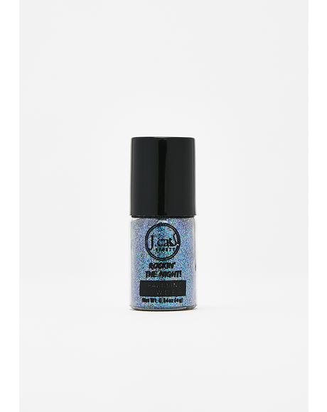Bondi Black Sparkling Powder