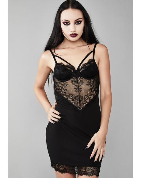 Vexing Vixen Underwire Dress