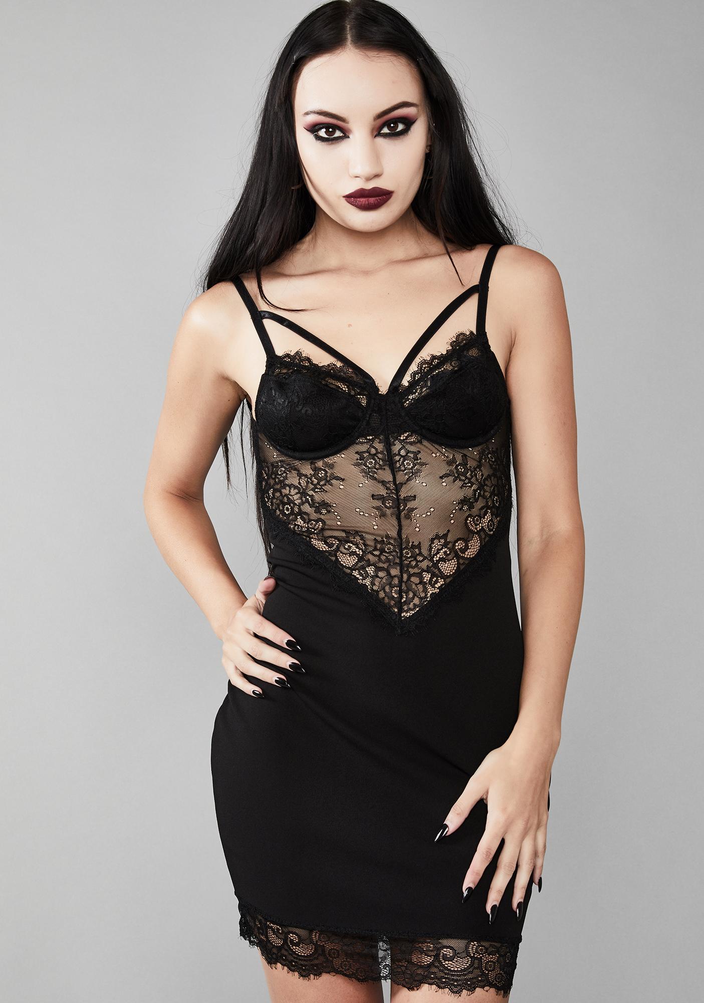 Widow Vexing Vixen Underwire Dress