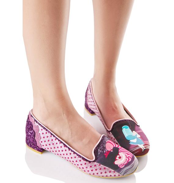 Irregular Choice Here's A Riddle Flats
