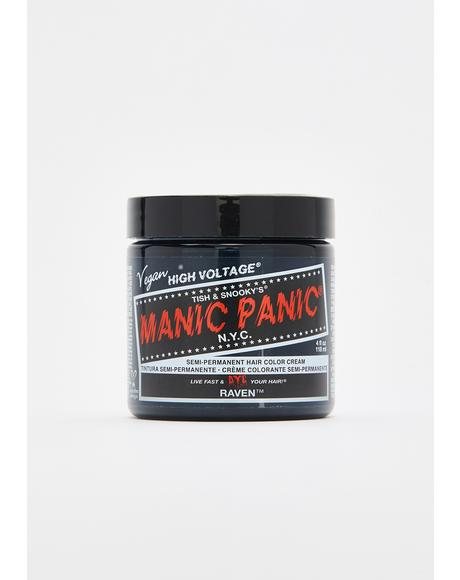 Raven Classic High Voltage Hair Dye
