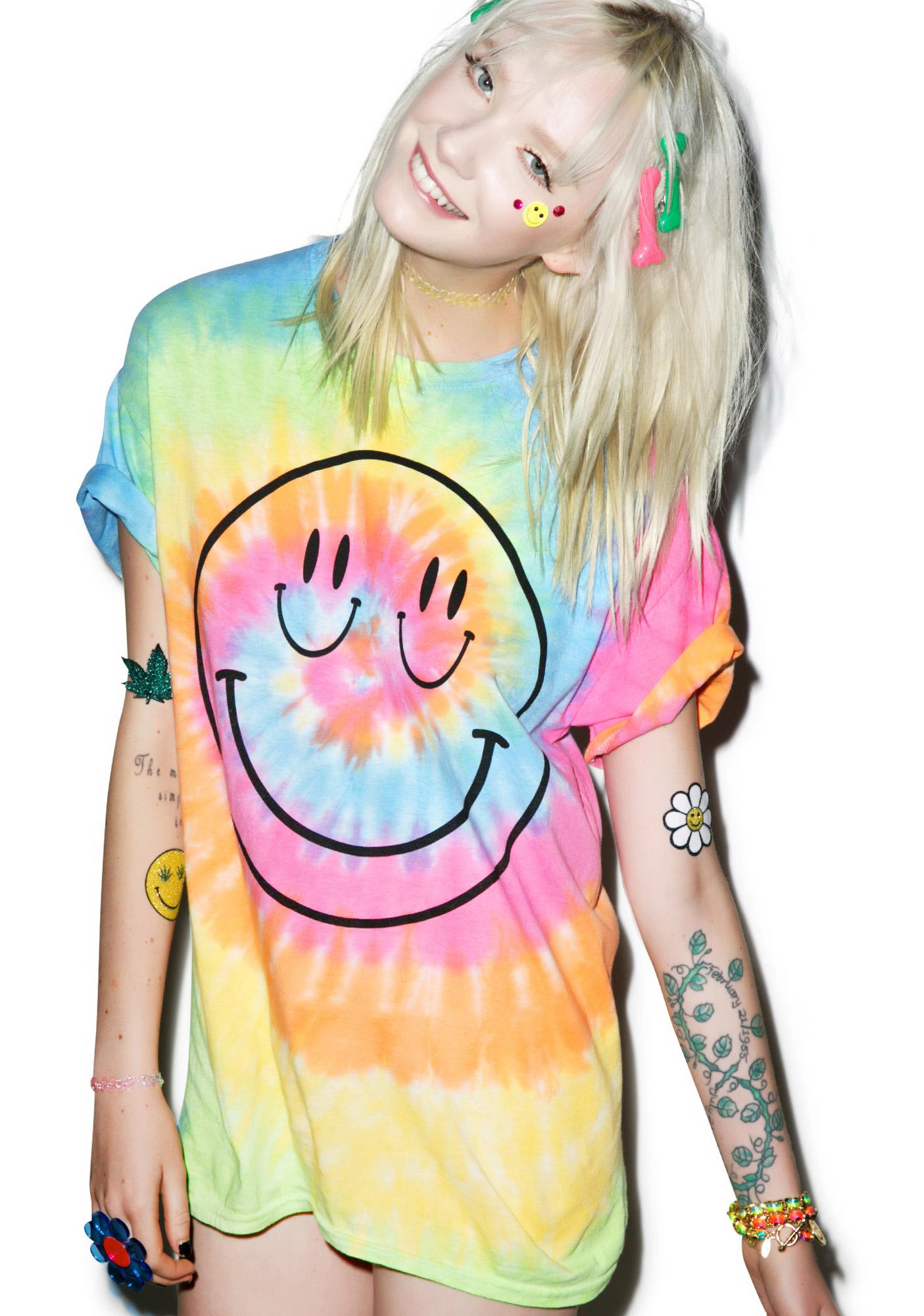 Burger And Friends Smize Tee