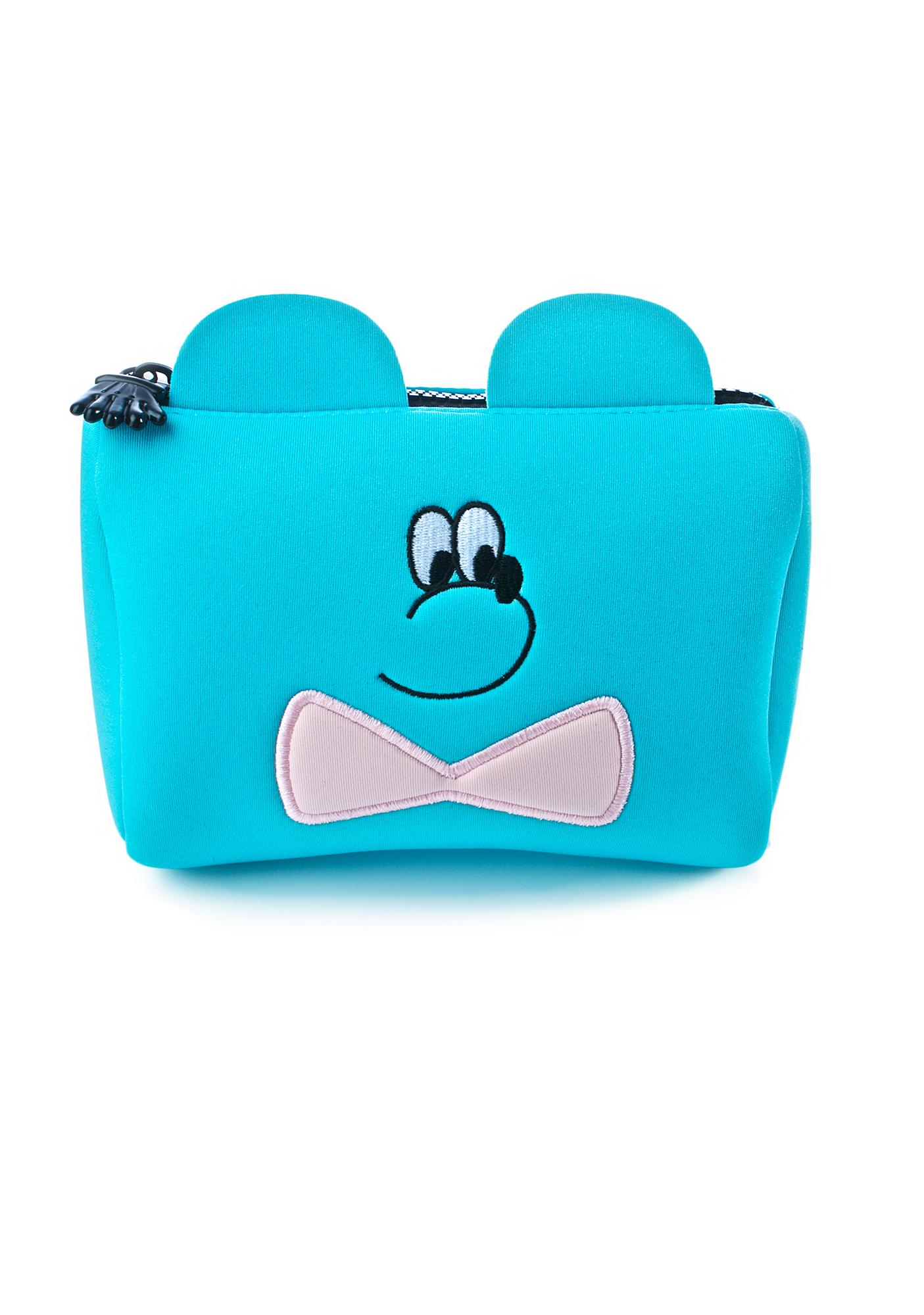 Lazy Oaf Blue Bear Bag