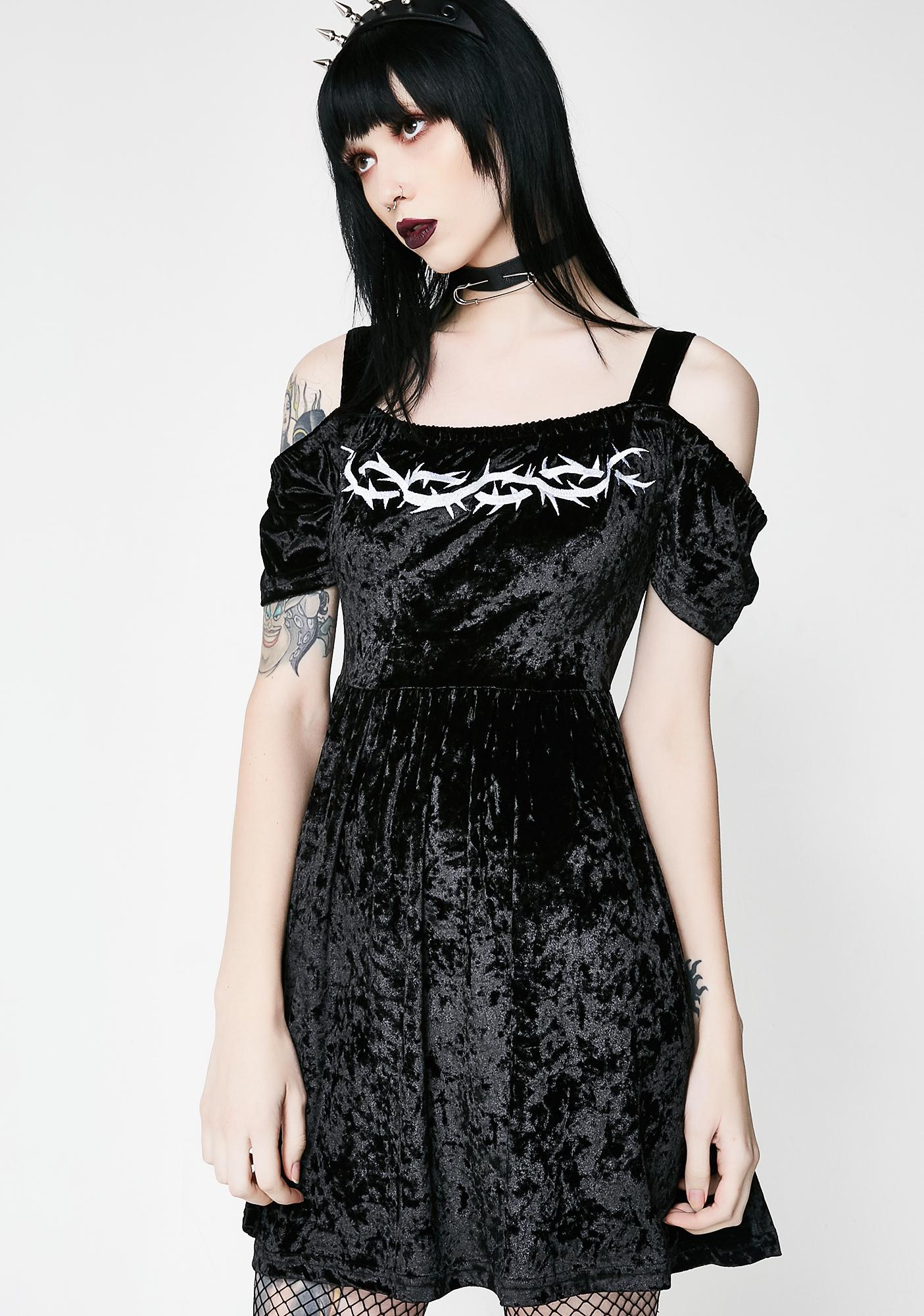 Disturbia Thorn Dress