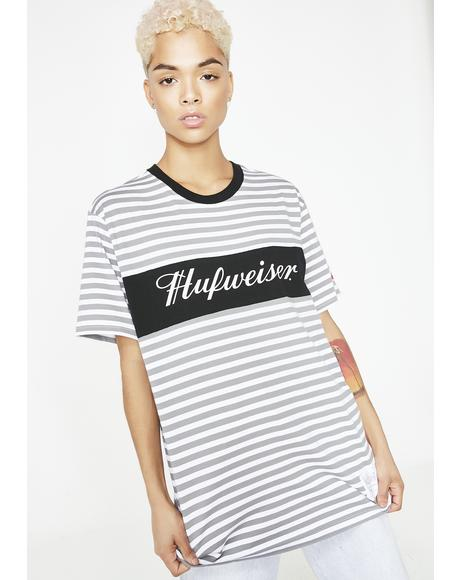 Hufweiser Stripes Knit Shirt