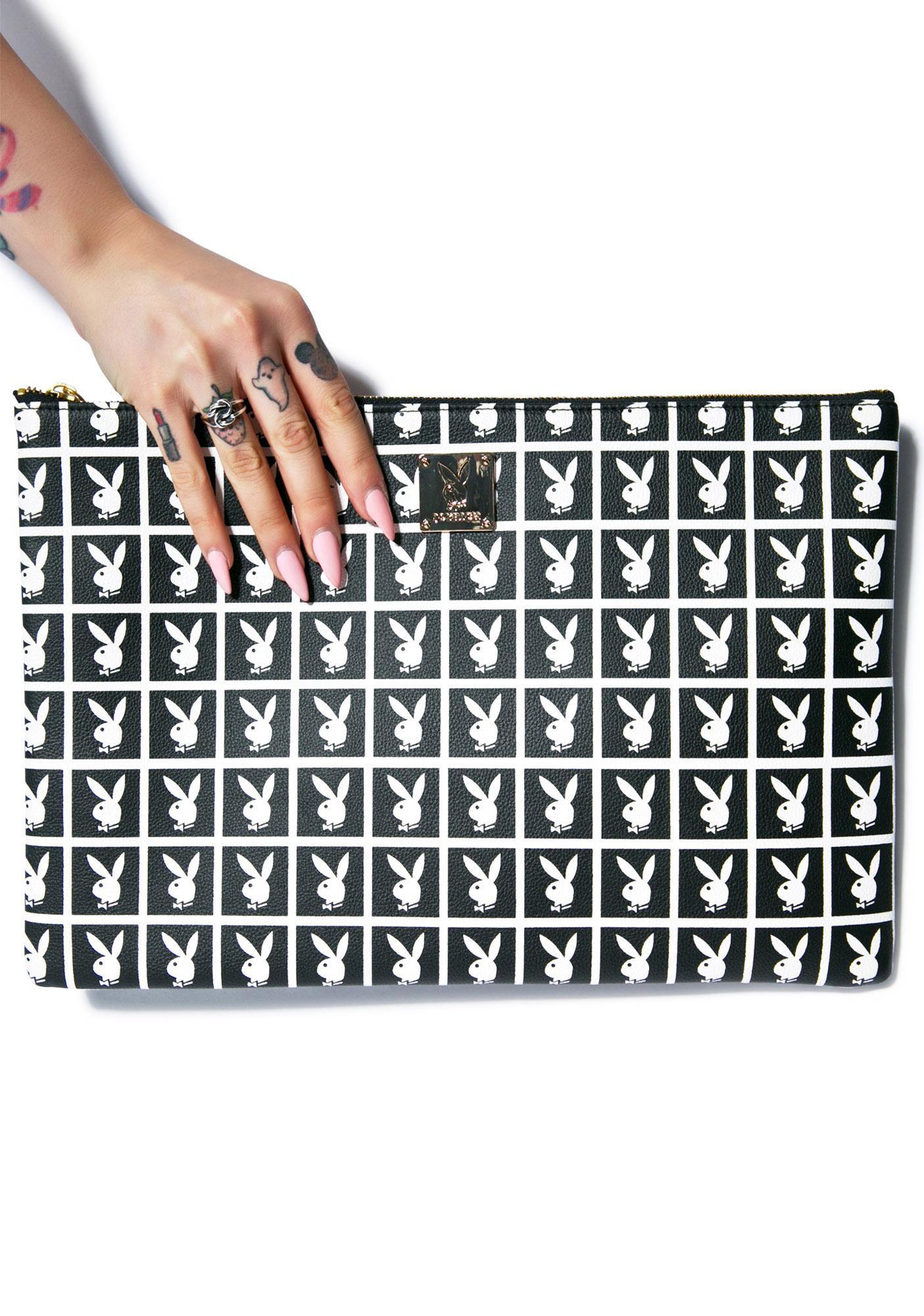 Joyrich X Playboy Panel Clutch Bag
