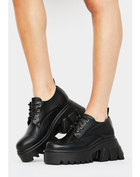 Taken Platform Sneakers