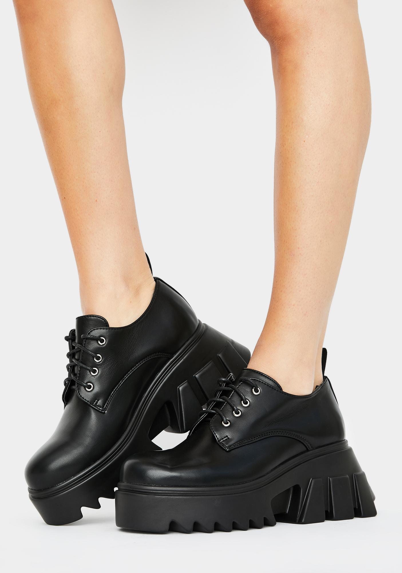 Lamoda Taken Platform Sneakers