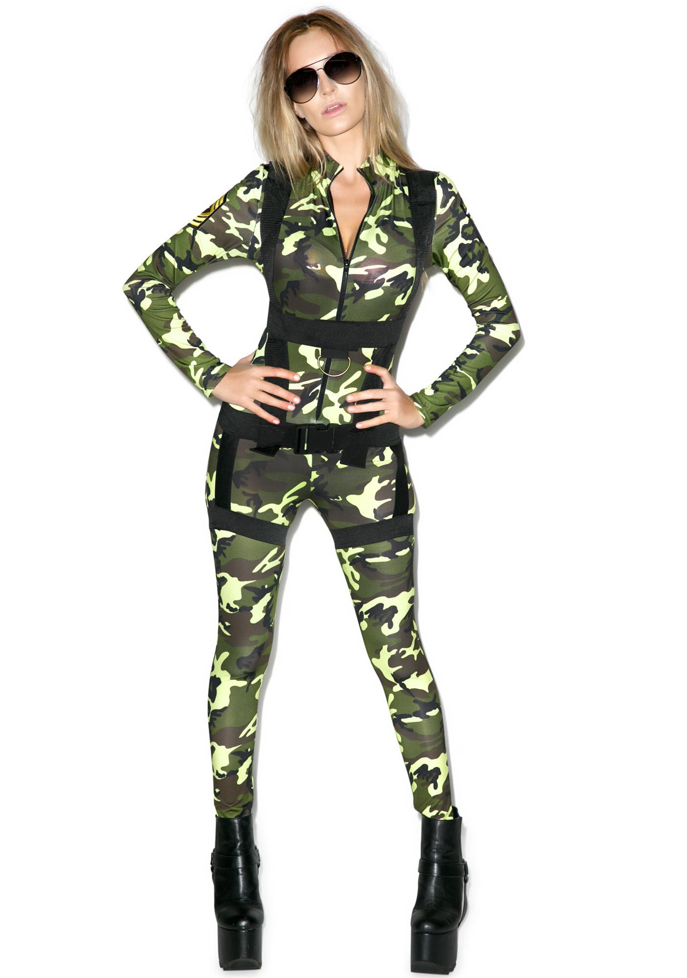 The Bae Brigade Jumpsuit