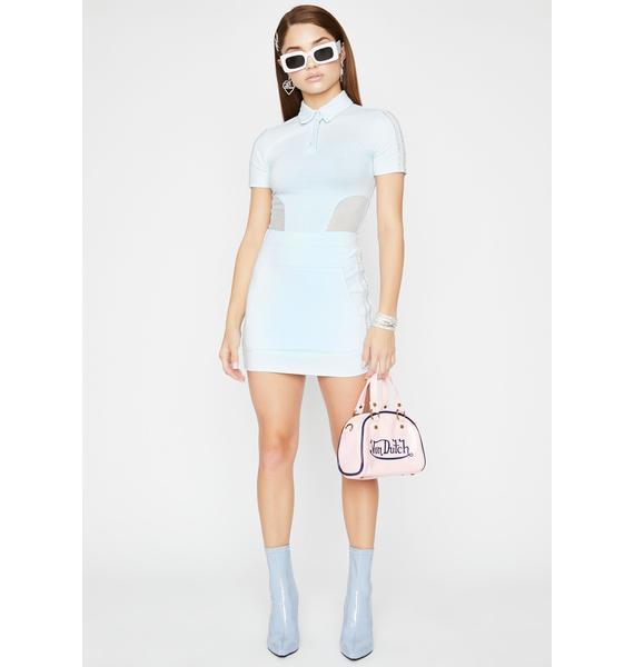 Sky Country Clubbin' Skirt Set