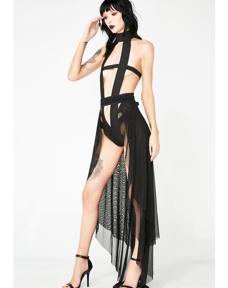 Dark Soothsayer Sheer Set