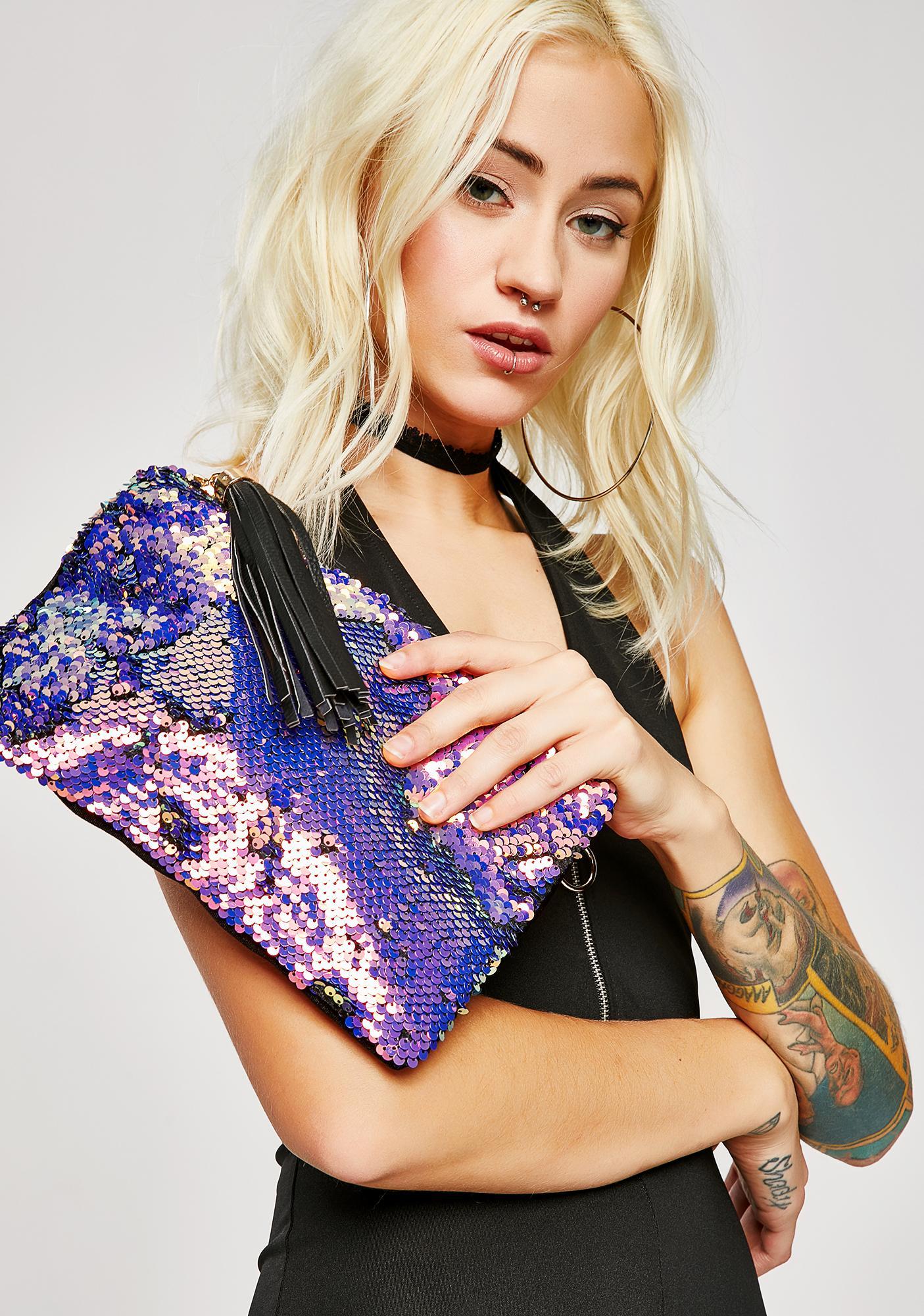 Fun Times Sequin Bag
