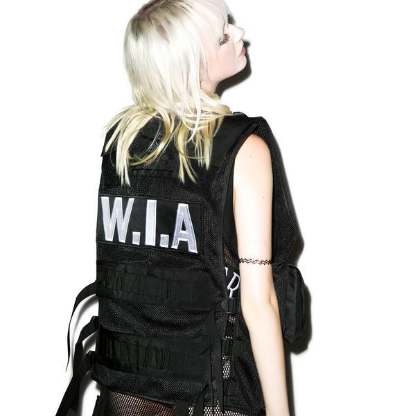 W.I.A W.I.A Police Waistcoat