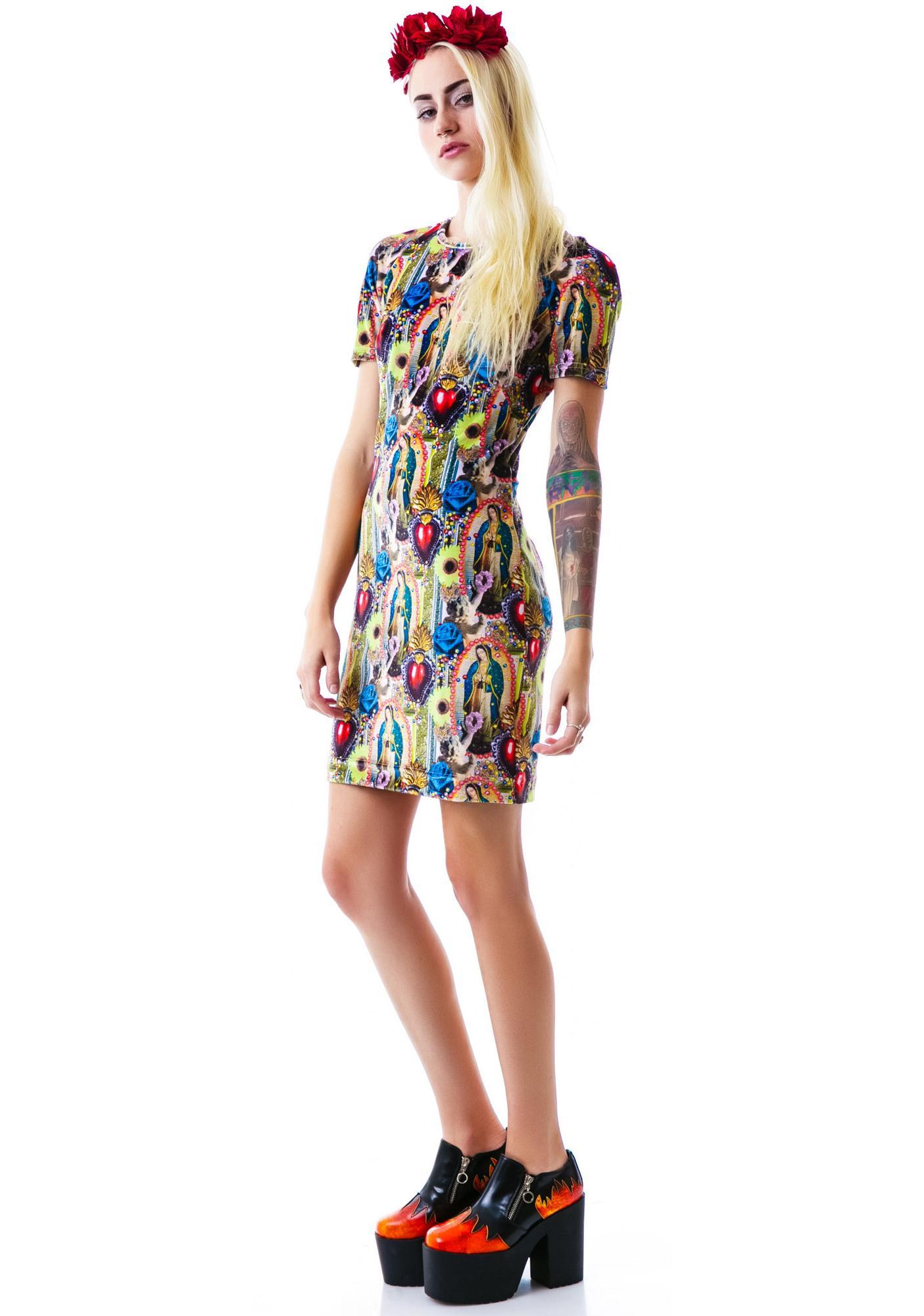 Hi! Expectation Lupe Dress