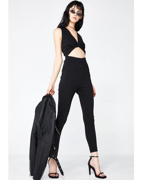 Greaser Gang Cutut Jumpsuit