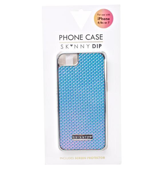 Skinnydip Holocat iPhone Case
