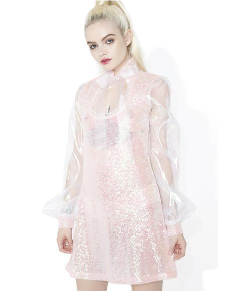 Lovin' Spoonful Sequin Mini Dress