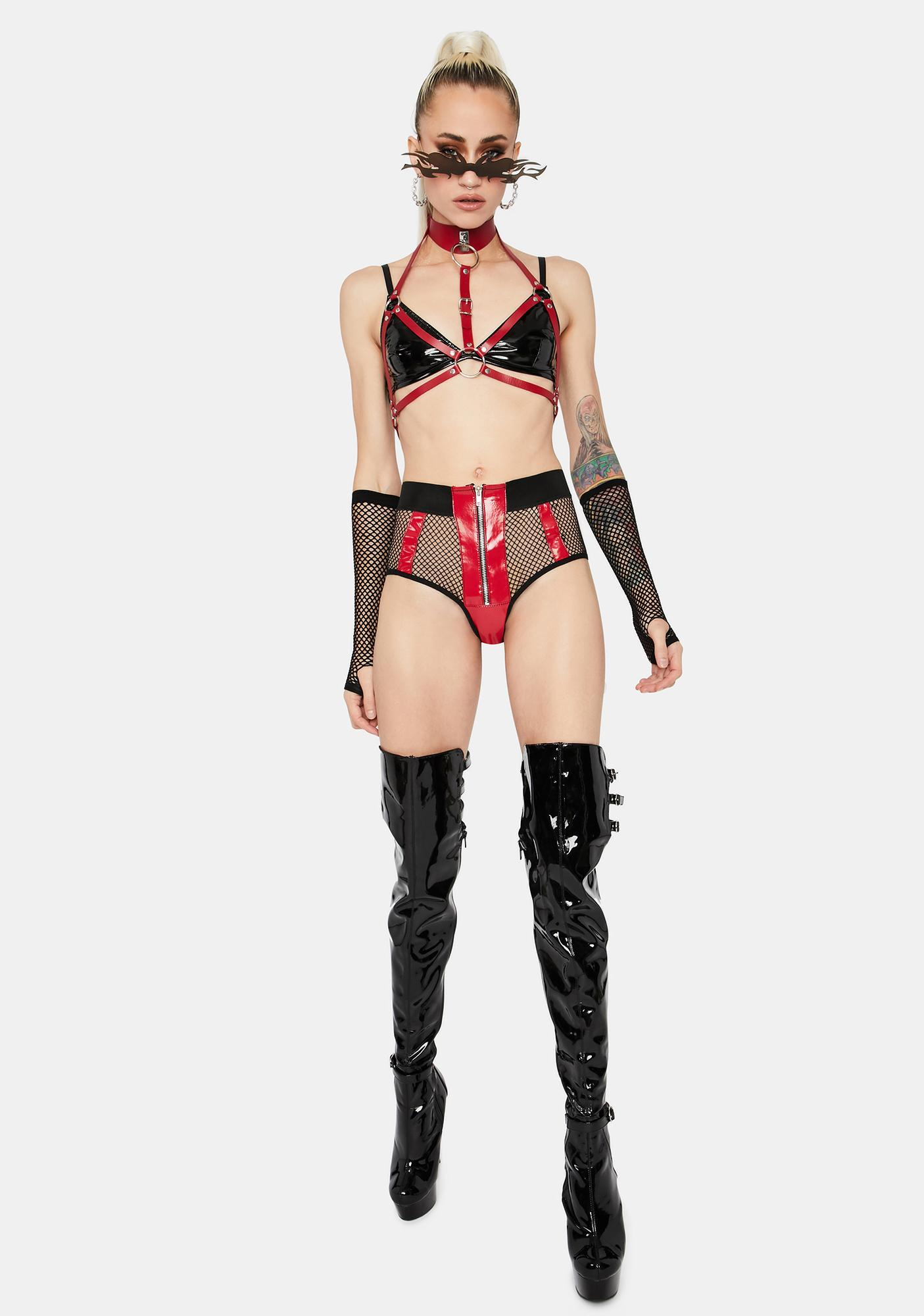 Make It Hot Body Harness