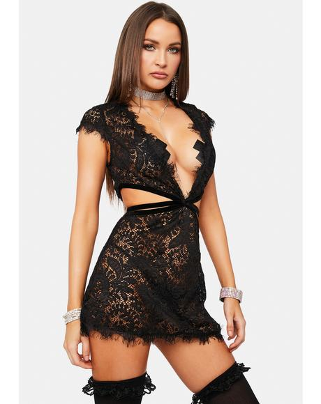 Call Me Maybe Lace Chemise