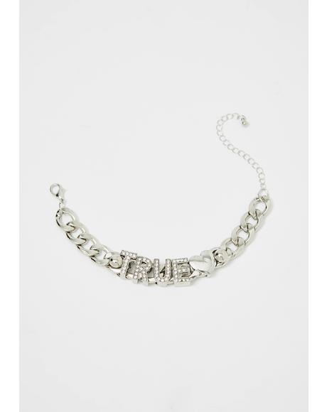 True Sweetheart Chain Bracelet