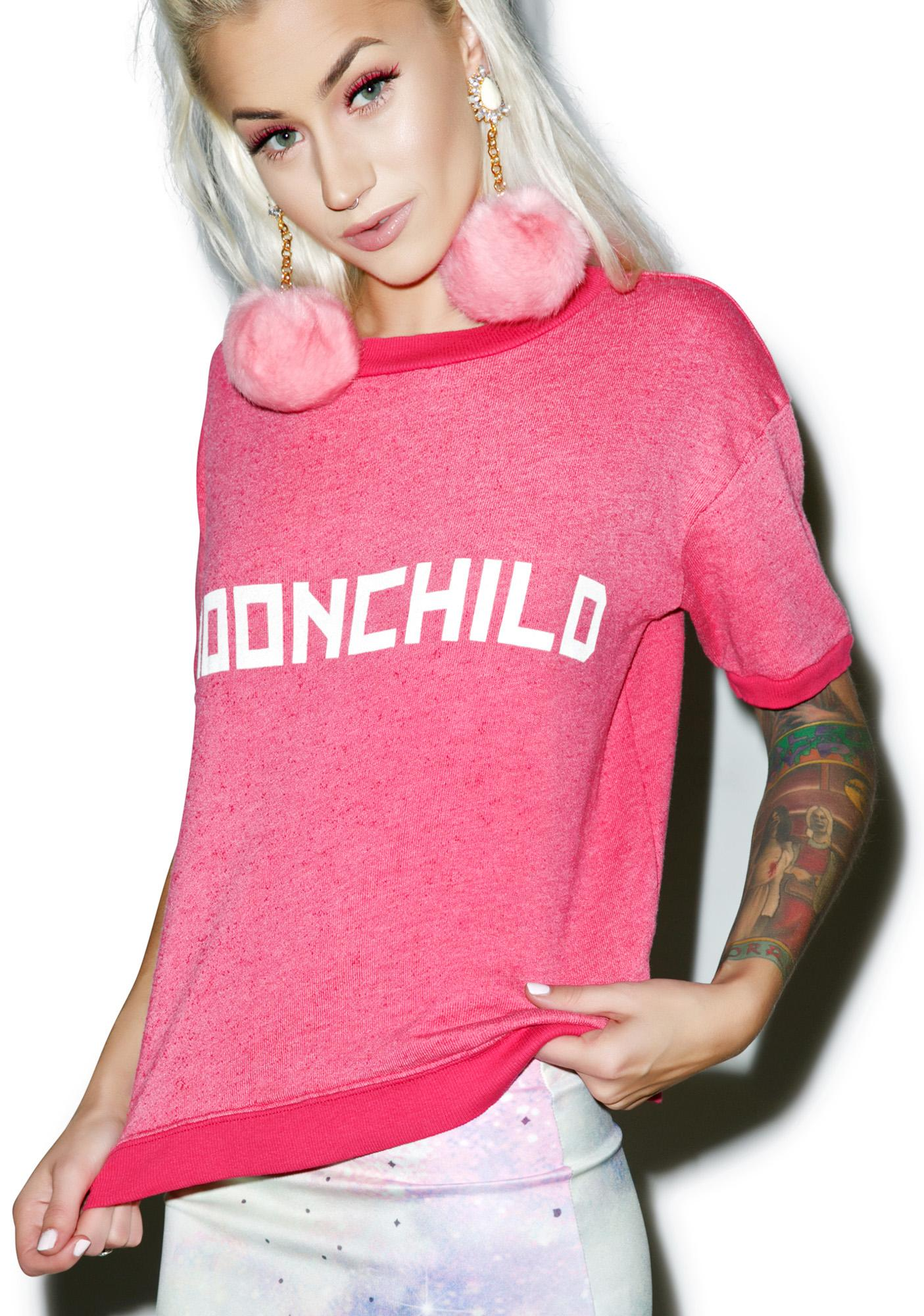 Wildfox Couture Moonchild Frenchie Top