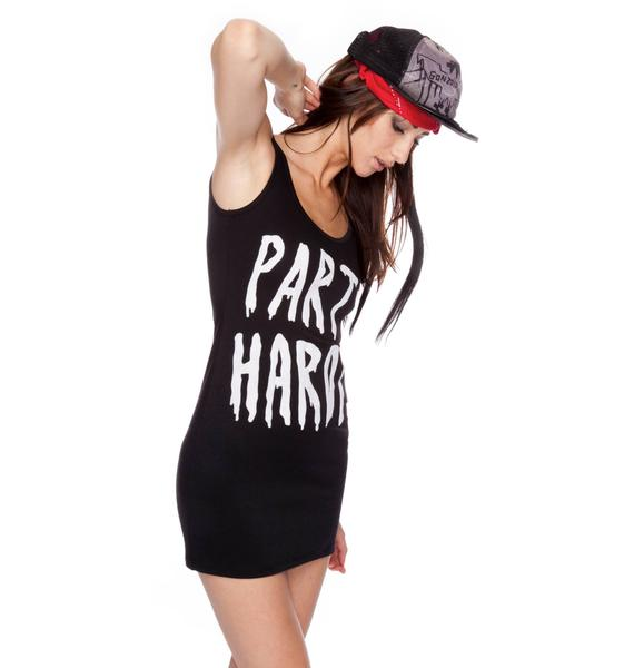 Dimepiece Party Hardy Mini Dress