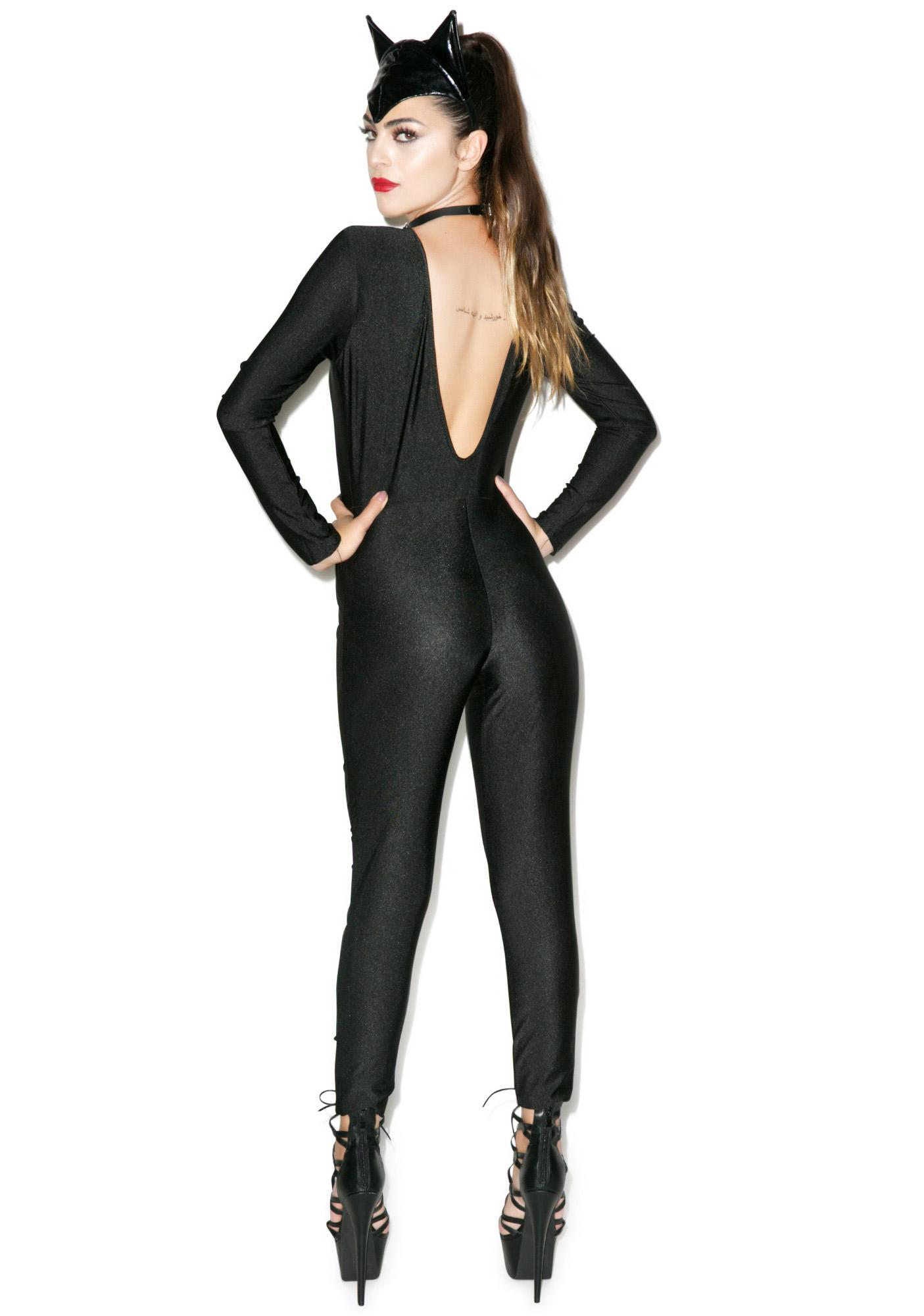 No Boundaries Catsuit