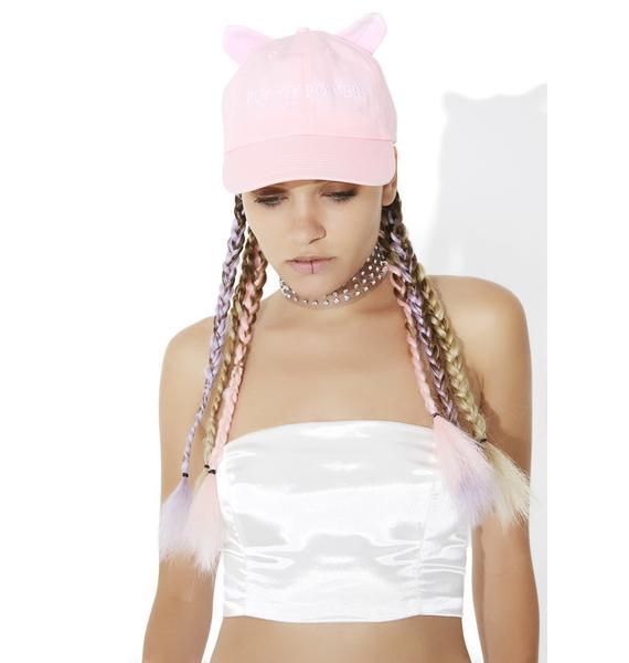 Cross Colours Pussy Power Cat Hat