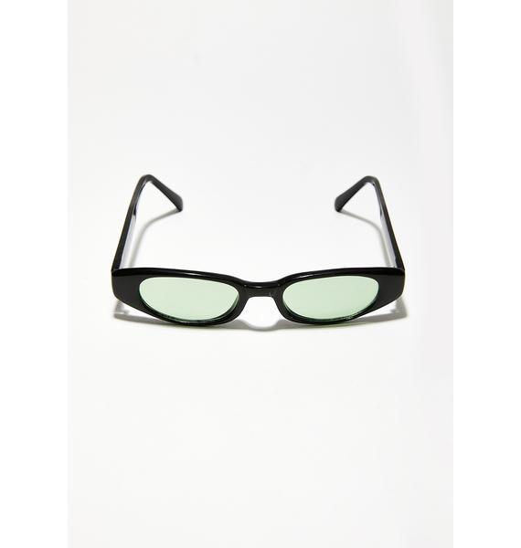 Kush Lulu Retro Sunglasses
