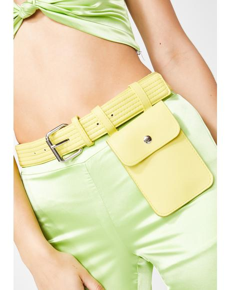 Pocketful Of Sunshine Belt Bag