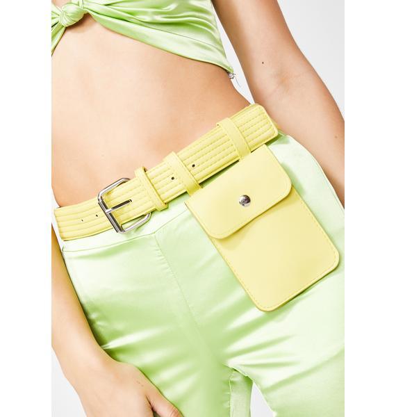 Pocketful Of Sunshine Belt Bag