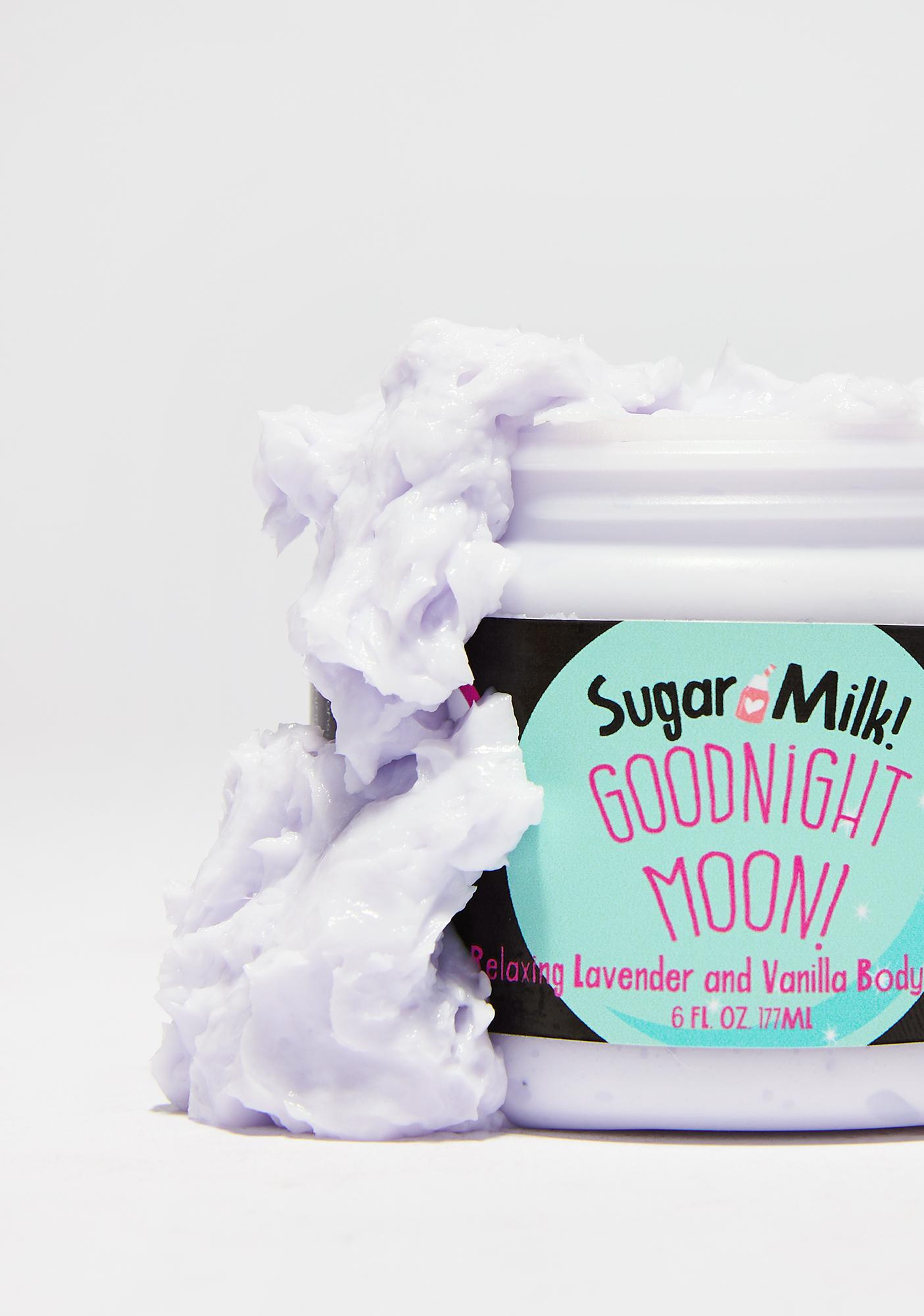 Sugar Milk Co Goodnight Moon Body Lotion