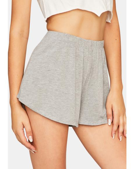 Moody Feeling Good Lounge Shorts